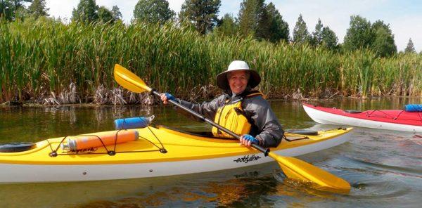 Upper Deschutes River Kayak Tour