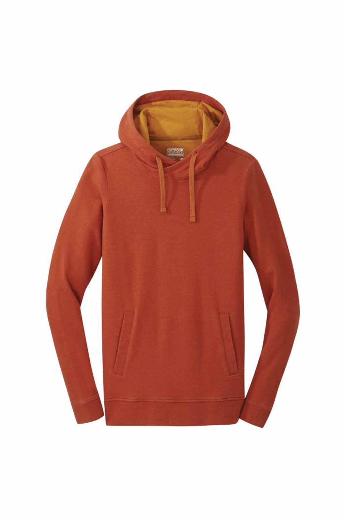 OR Men's Sonora Burnt Orange Hoody
