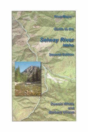 RiverMaps Selway River Guide Book