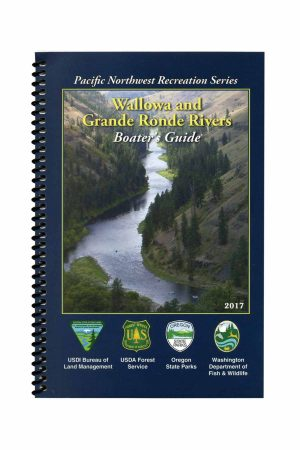 Wallowa & Grande Ronde Rivers Boater's Guide Book