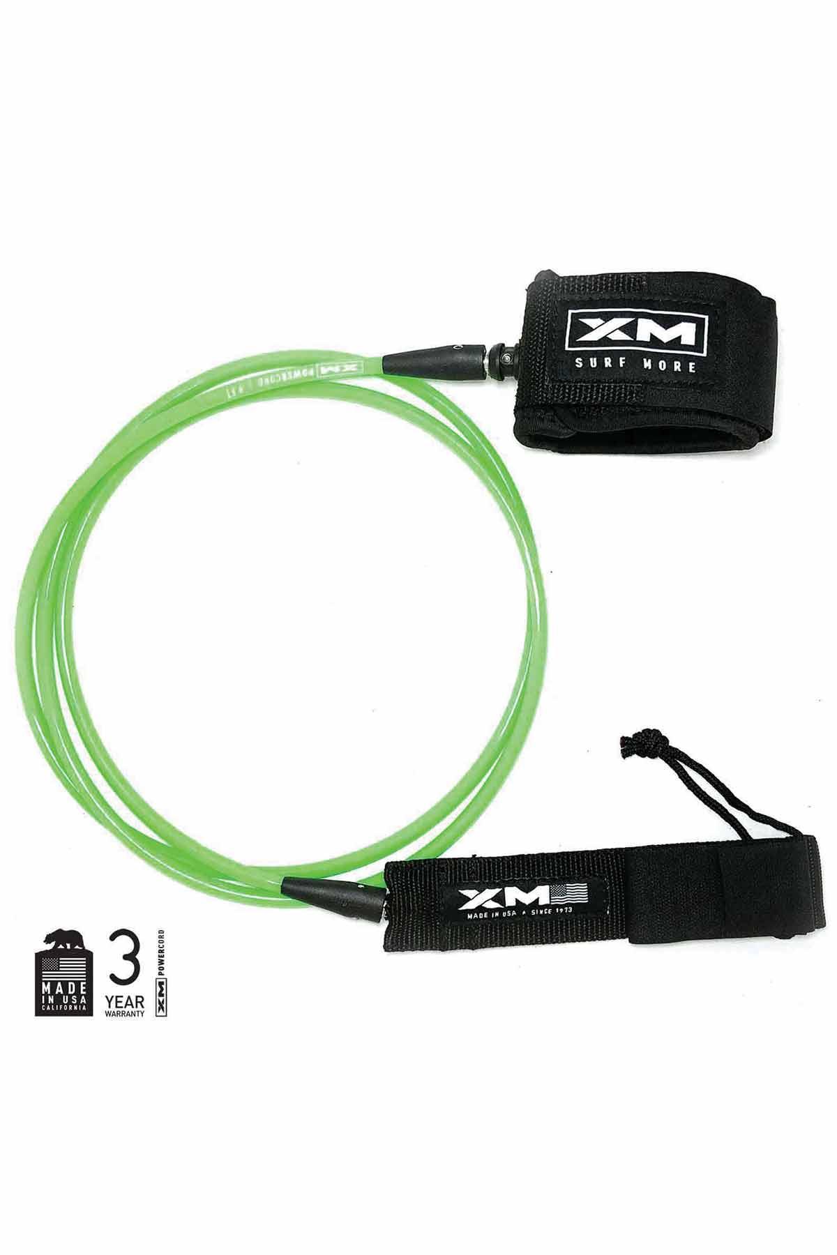 XM Power Clip River Leash Lime