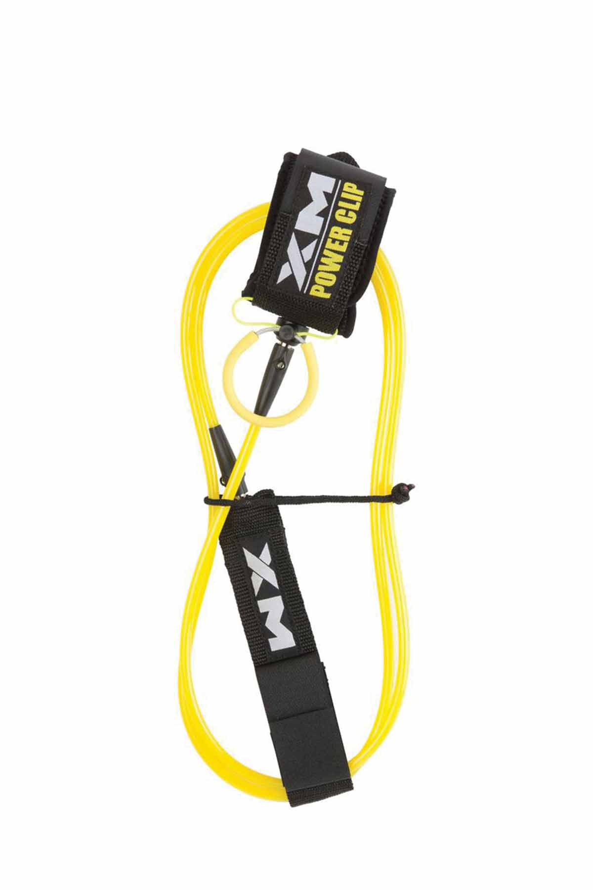 XM Power Clip River Leash Yellow