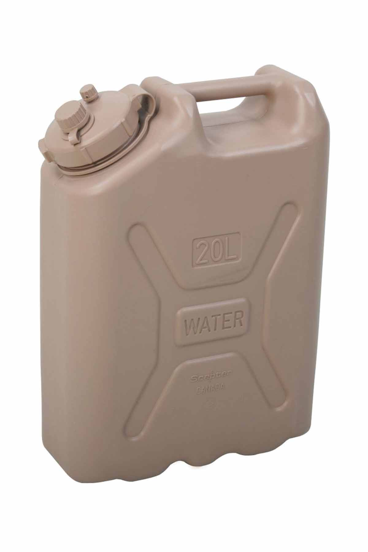 NRS 5 Gallon Scepter Water Container