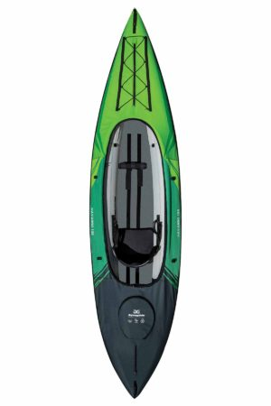 Aquaglide Navarro 130 Inflatable Kayak Top View