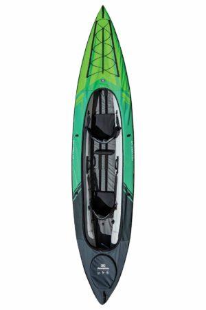 Aquaglide Navarro 145 Inflatable Kayak Top View