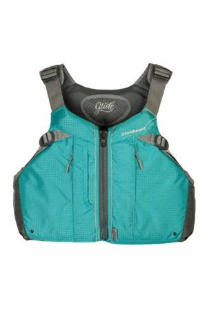 Stohlquist Women's Glide PFD Turquoise Front