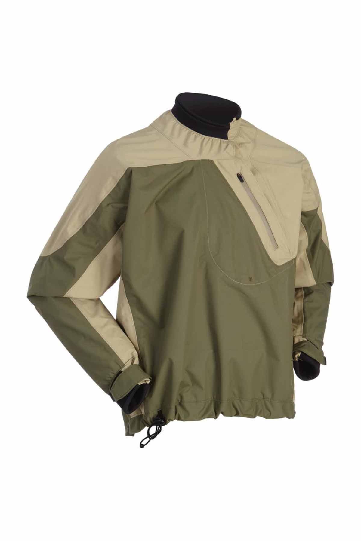 Immersion Research Zephyr Splash Jacket Winter Moss